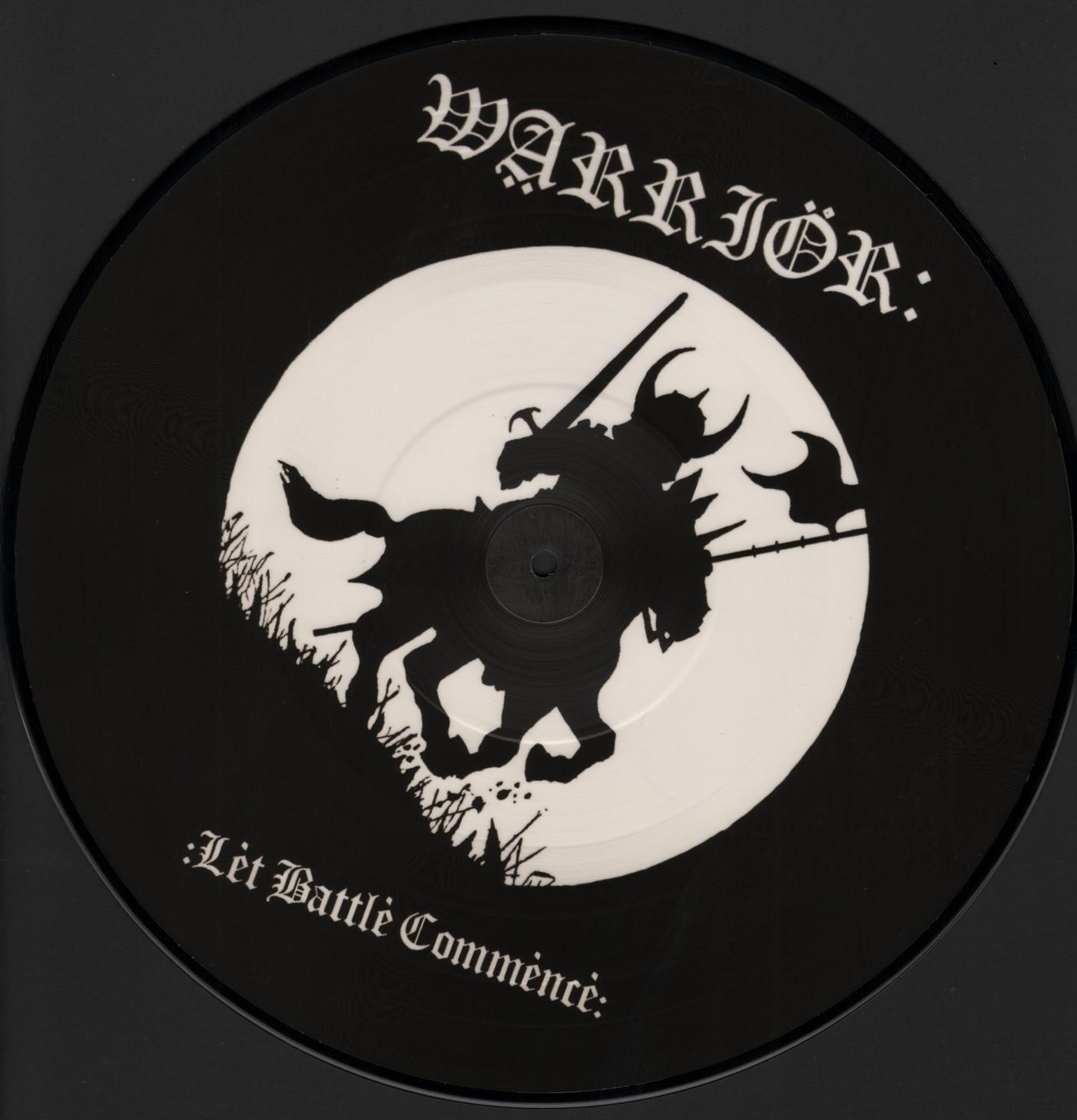 Warrior - Let Battle Commence