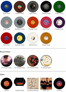 Vinyl Tap - Rare Vinyl Records