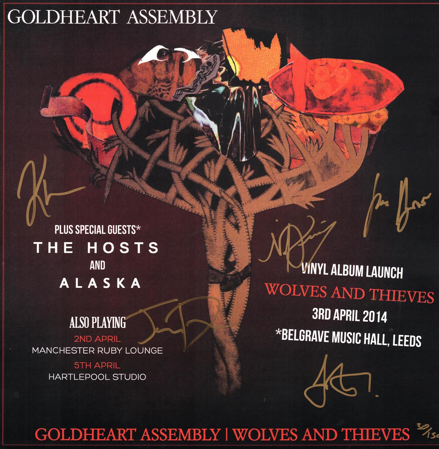 Goldheart Assembly