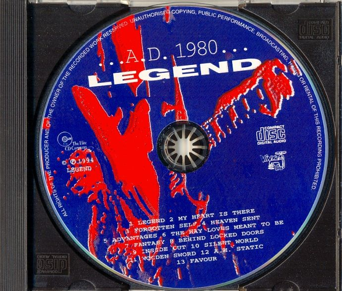 Legend - AD 1980