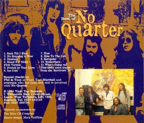 The Best Of No Quarter