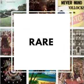 Rare Vinyl, CDs and Memorabilia