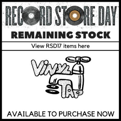 Remaining Record Store Day 2017 Items