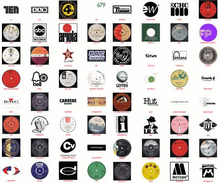 Top 100 Labels